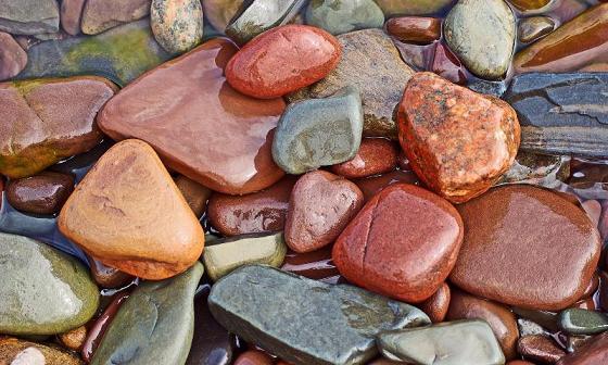 Rocks for DCG