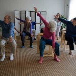 Feldenkrais ATM Seat Group Windmill